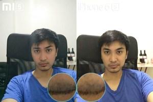 selfie iphone 6s vs mi 5 camera review comparison philippines 10