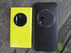 Lumia 1020 vs Zenfone Zoom Camera Review