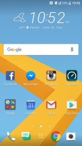 HTC 10 OS Android 6 Marshamallow Sense UI 6