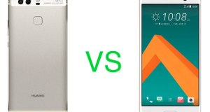 HTC 10 VS Huawei P9 specs comparison philippines images
