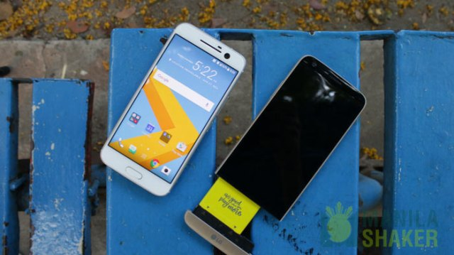 HTC 10 vs LG G5 Ultimate Comparison Review PH 7