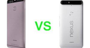 Huawei P9 VS Nexus 6p specs comparison image philippines