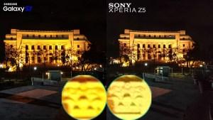 Samsung galaxy s7 vs sony xperia z5 camera review comparison philippines 9
