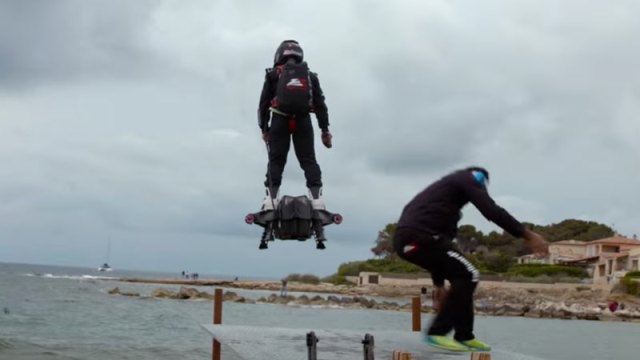 Flyboard Air Fastest Longest Hoverboard Philippines