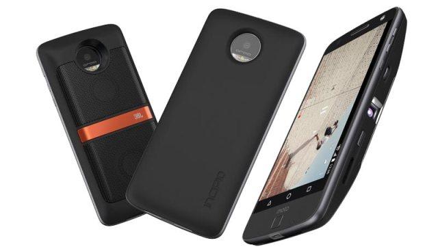 JBL Soundboost, Insta Share mini projector, Incipcio Offgrid battery pack case Moto Mods