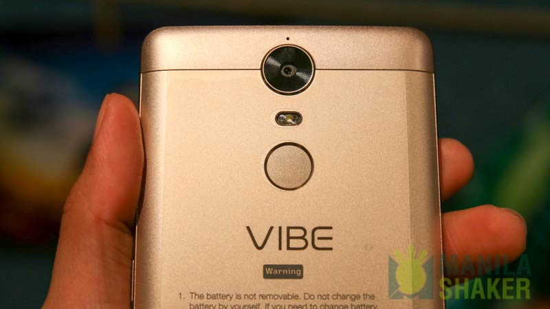 Lenovo Vibe K5 Note now official, Features 3500mAh battery