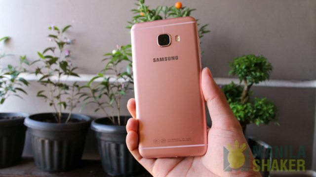 Samsung Galaxy C5 Unboxing Review Hands on Impression Ph 2