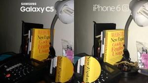 Samsung Galaxy C5 vs iPhone 6s Camera Review 5