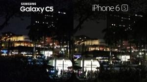 Samsung Galaxy C5 vs iPhone 6s Camera Review 6
