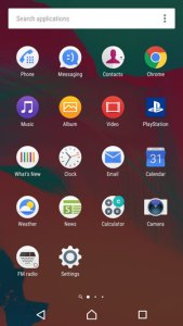 Sony Xperia XA Screenshot Android 6.0 Marshmallow OS review 15