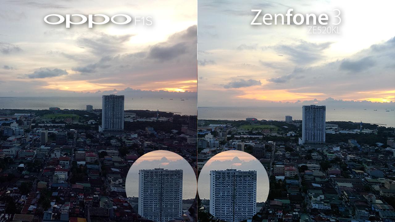Oppo F1s Vs Asus Zenfone 3 Comparison Camera Review