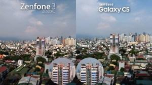 Asus Zenfone 3 vs Samsung Galaxy C5 camera Review comparison 5