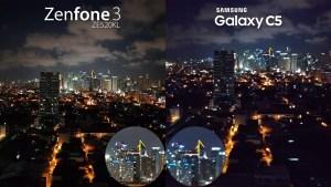 Asus Zenfone 3 vs Samsung Galaxy C5 camera Review comparison 6