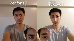 Asus Zenfone 3 vs Samsung Galaxy C5 camera Review comparison 8