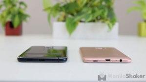 Asus Zenfone 3 vs Samsung Galaxy C5 review comparison camera ph 3