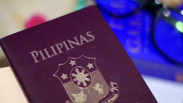 passport DFA online payment renew apply