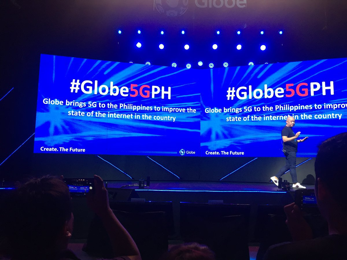 Globe partnered with Huawei to bring 5G technology in the ...