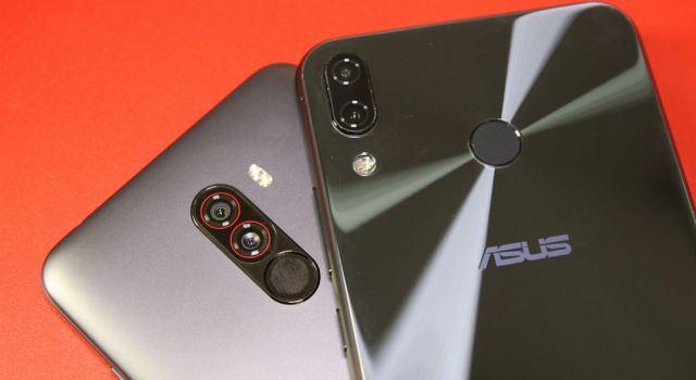 Asus Zenfone 5Z VS Pocophone F1