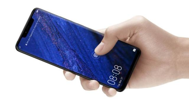 Huawei-Mate-20-Pro-in-display-fingerprint-scanner