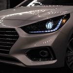 2018-Hyundai-Accent-DRL-or-Daytime-running-light-and-projection-headlamps