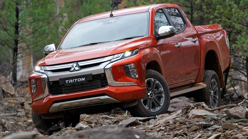 2020 Mitsubishi Triton Price, Release Date, Changes, And Specs >> Mitsubishi Strada 2019 Officially Launched With New Design