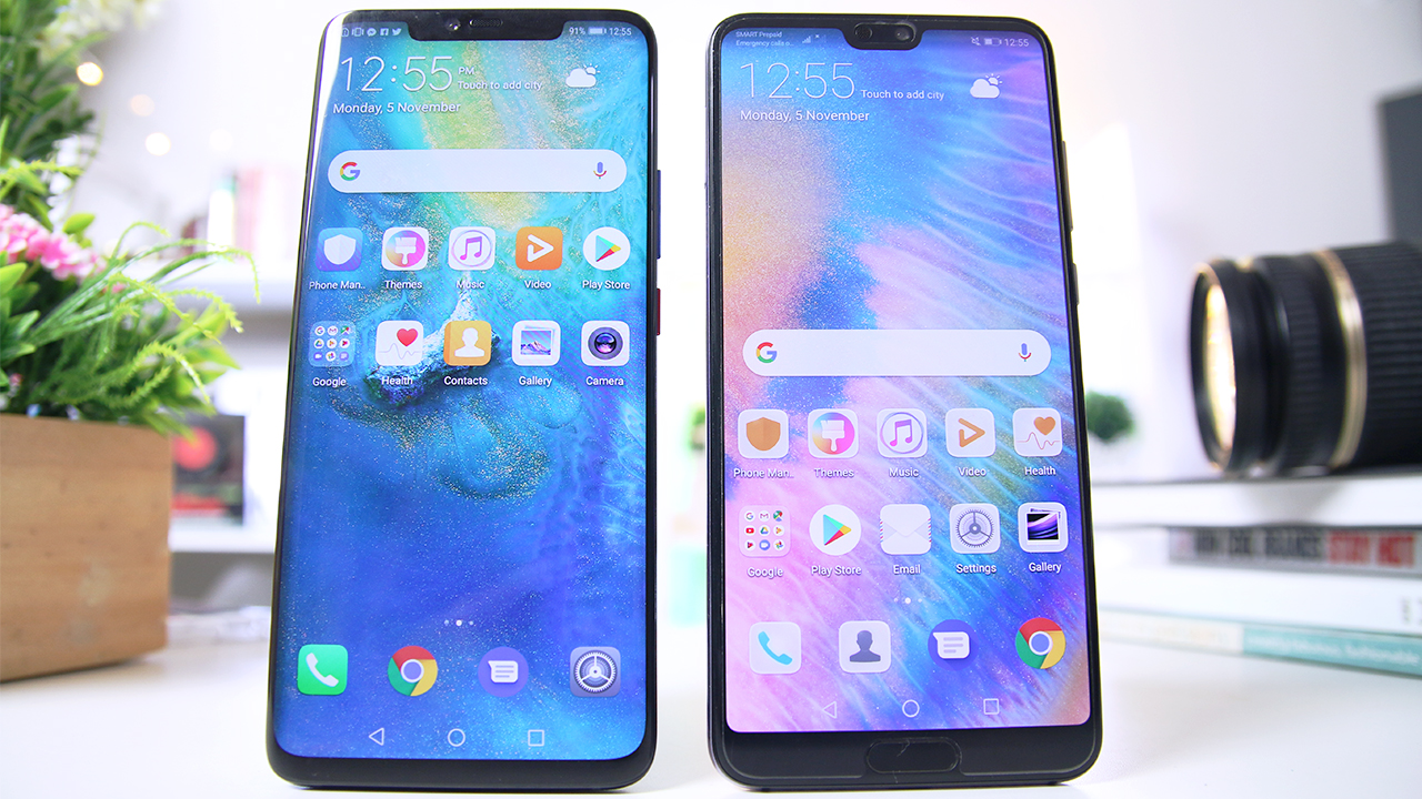 Huawei Mate 20 Pro vs P20 Pro - Camera, Gaming, Battery Test