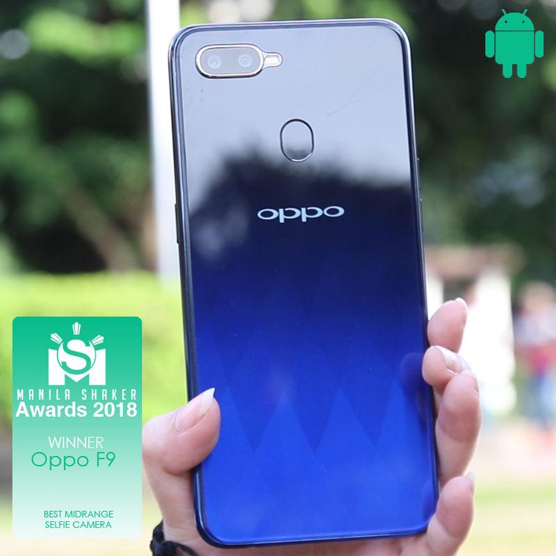 Manila Shaker Mobile Awards 2018 - The Best Smartphones