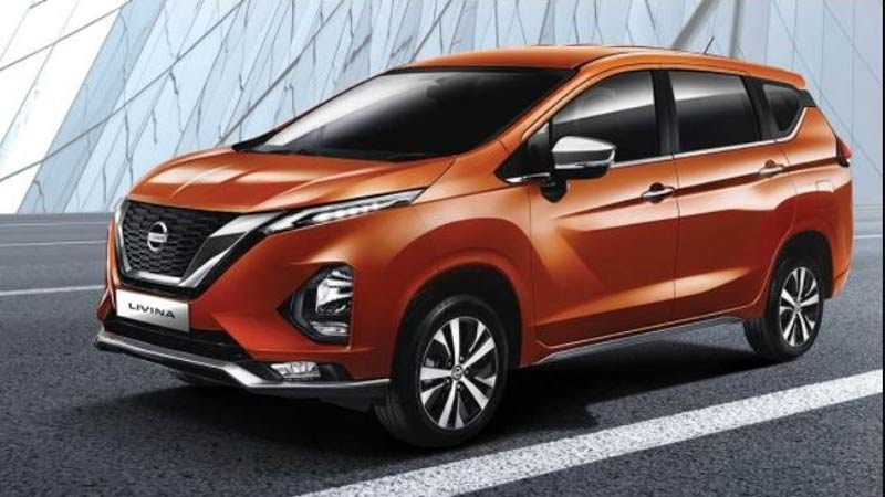 Nissan Livina 7-seater MPV Based On Xpander Launched For