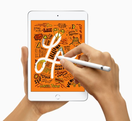 New-iPad-Mini-and-supports-Apple-Pencil