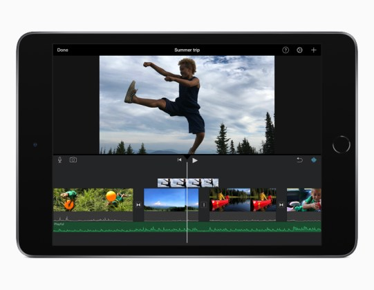 New-iPad-Mini-iMovie-
