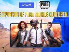 Vivo PUBG Mobile Tournament 2019