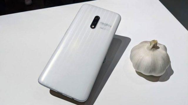 Realme-X-Garlic-Edition