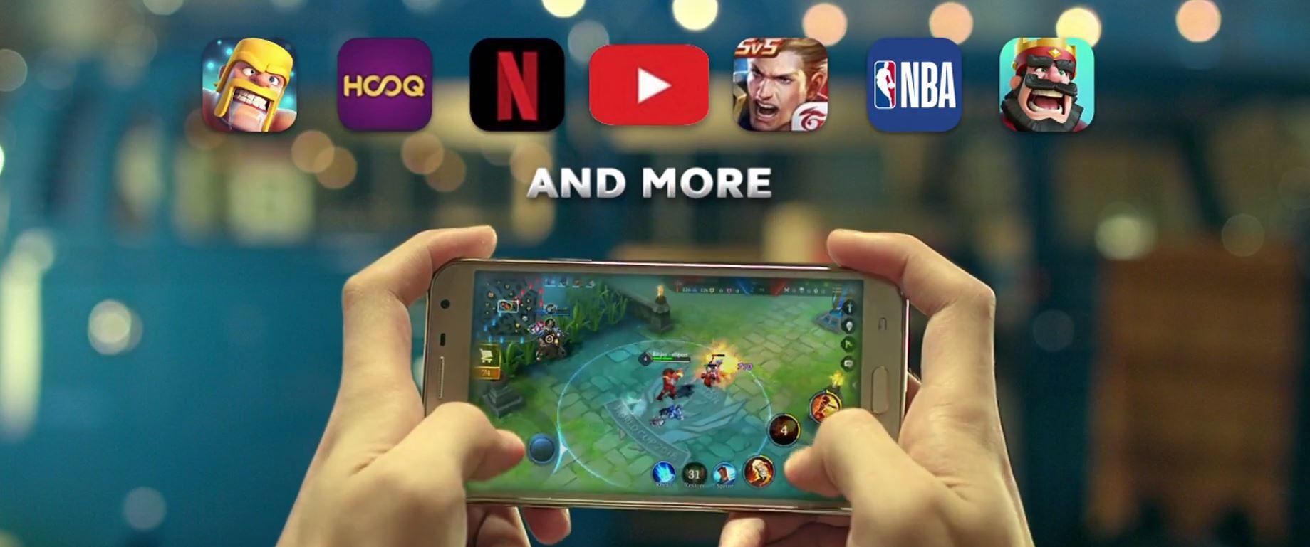 Best Globe Mobile Internet Data Promo for Gaming