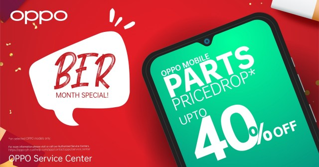 oppo-is-offering-up-to-40-service-parts-discount-for-your-damaged-phones