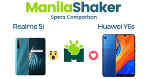 realme-5i-vs-huawei-y6s-specs-comparison