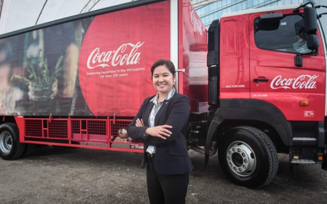 Coca-Cola shares the stories of women behind every bottle