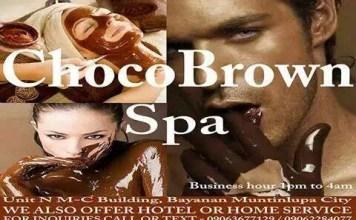 chocobrown spa bayanan muntinlupa massage manila philippines image