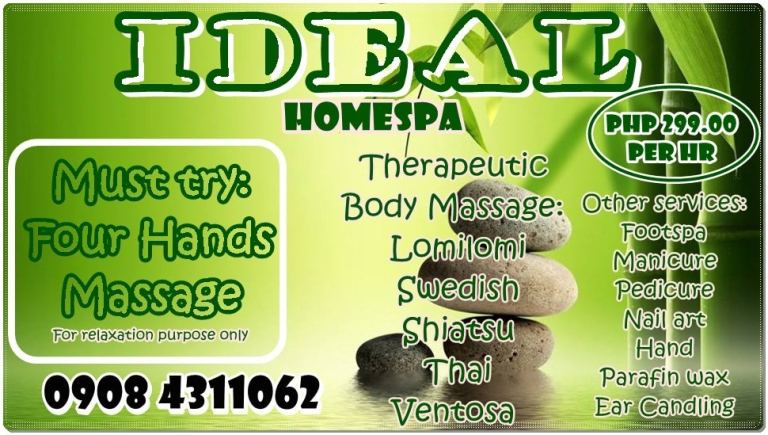 Ideal Home Spa in Taguig