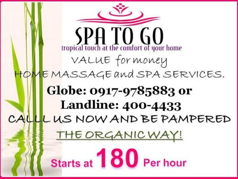 Spa To Go