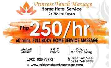 princess touch massage new banner 10142019 massage spa philippines manila touch