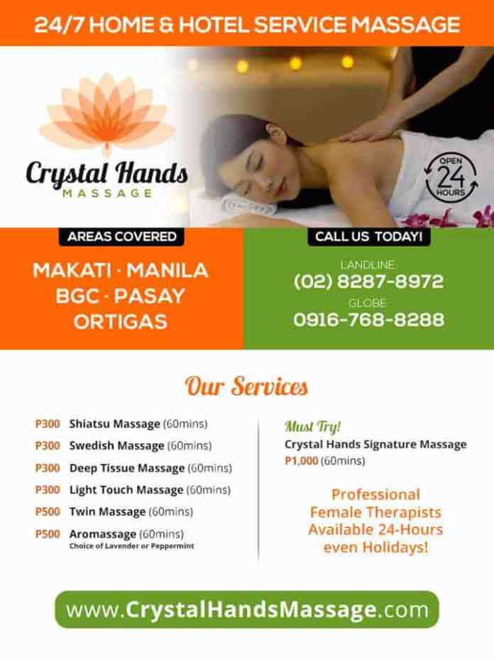 crystal hands massage home hotel service philippines manila touch image2 1