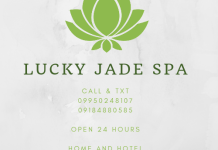 lucky jade spa massage