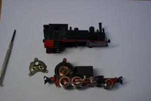 Modellbahn-Reparatur-Service Fleischmann
