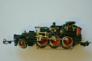 Modellbahn Reparatur Analaog