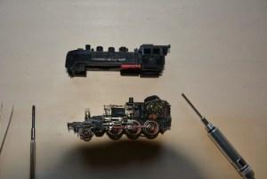 Reparatur-Service-Modellbahn Maninas-Lokwerk