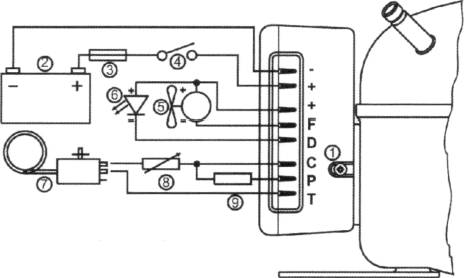 Danfoss Fridge Thermostat Wiring Diagram : 40 Wiring