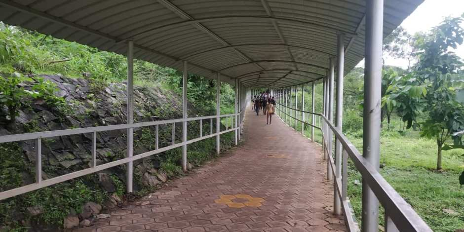 The Infamous Temple Run at MIT Manipal