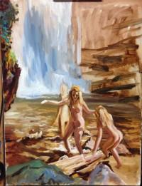 Three Muses 5