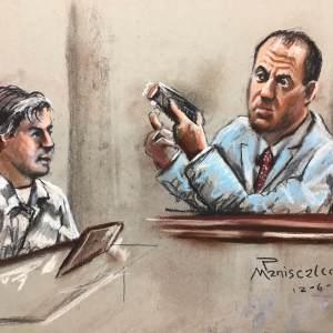 Michael Slager Sentencing Hearing - FBI Tazer Expert Demonstration