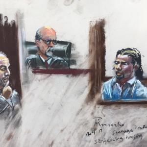 Michael Slager Sentencing Hearing - Jared Fishman Questions Santana
